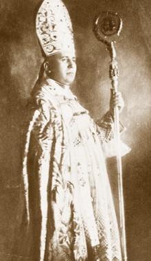 Biskup Józef Gawlina