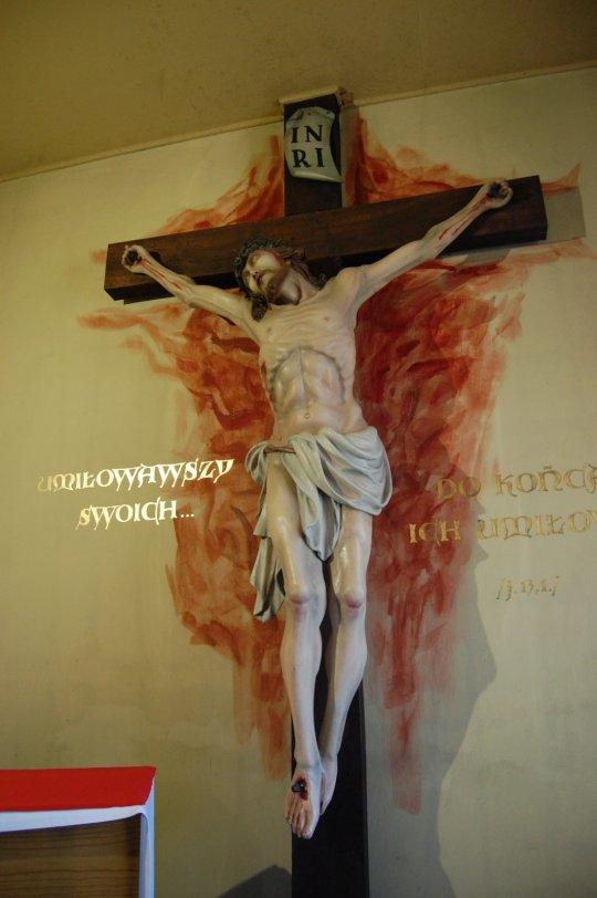 Kaplica Cudownego Krzyża